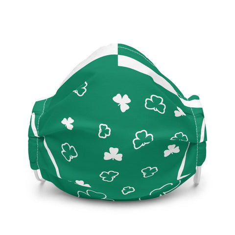 Ireland Face Mask - Rugby Shirtee