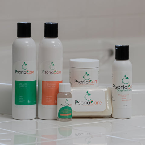 Image of PsoriaCare Scalp Treatment - PsoriaCare
