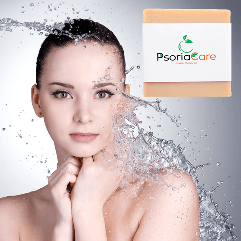 Image of PsoriaSoap - Psoriasis Inflammation Therapy Bar - PsoriaCare