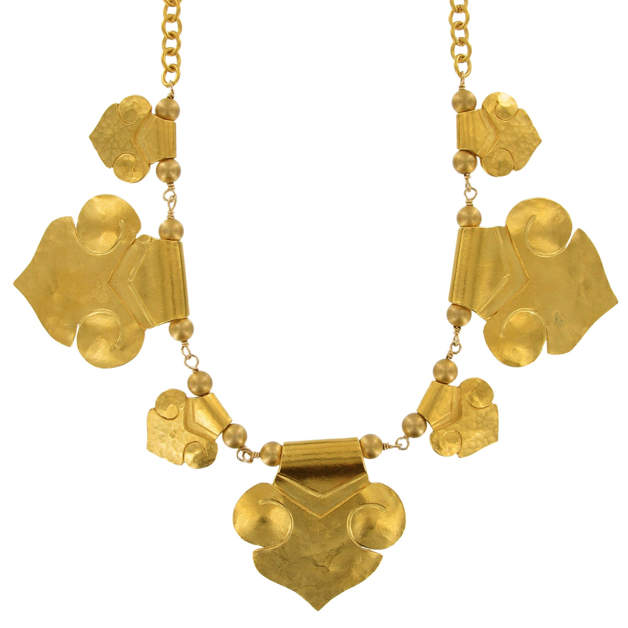 buyauren vermeil gold at drop small hammered rsp johnlewis auren diamond necklace pdp online and main discs