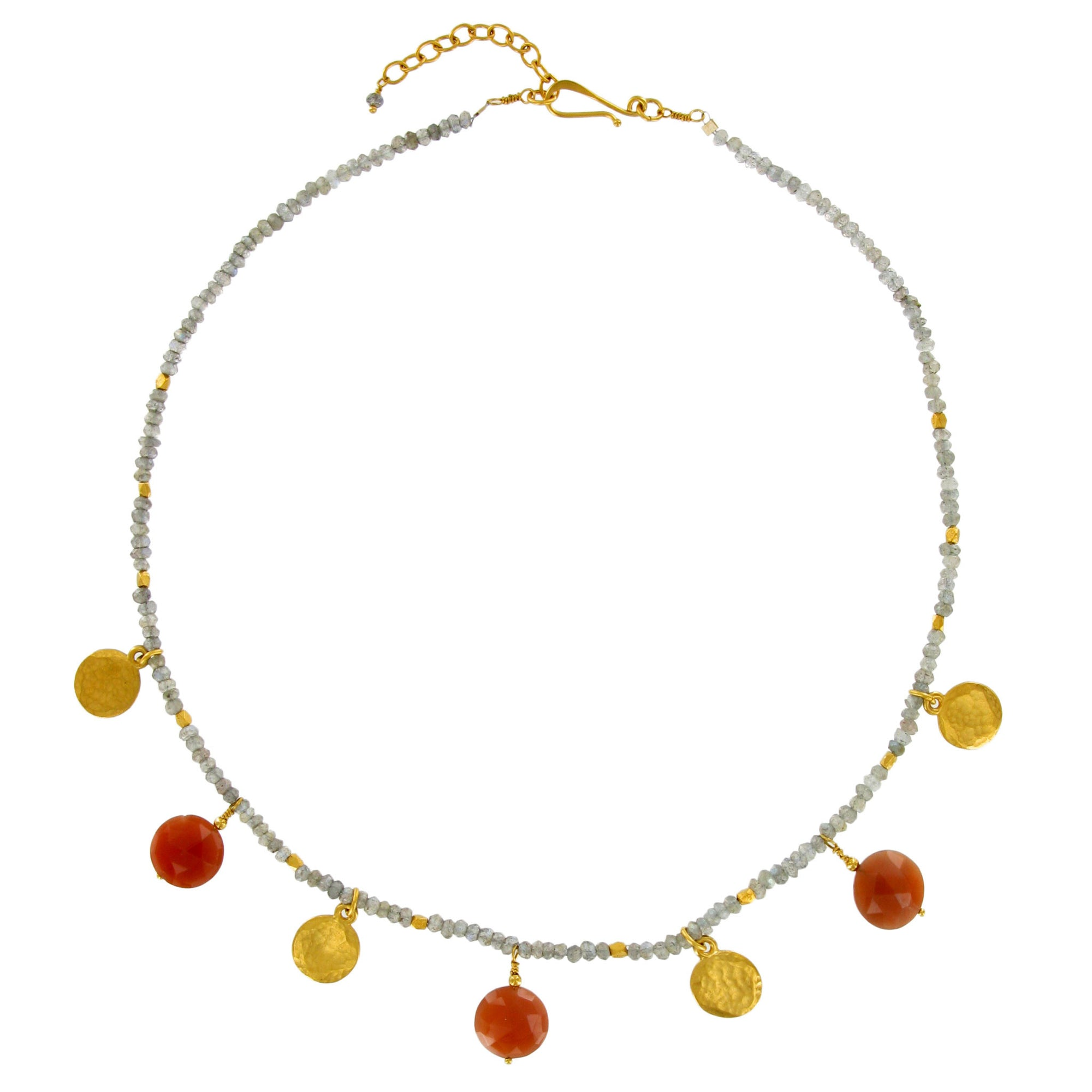 kundan bead dubai semi necklace auraa red precious buy of jewellery stone shopping and trends
