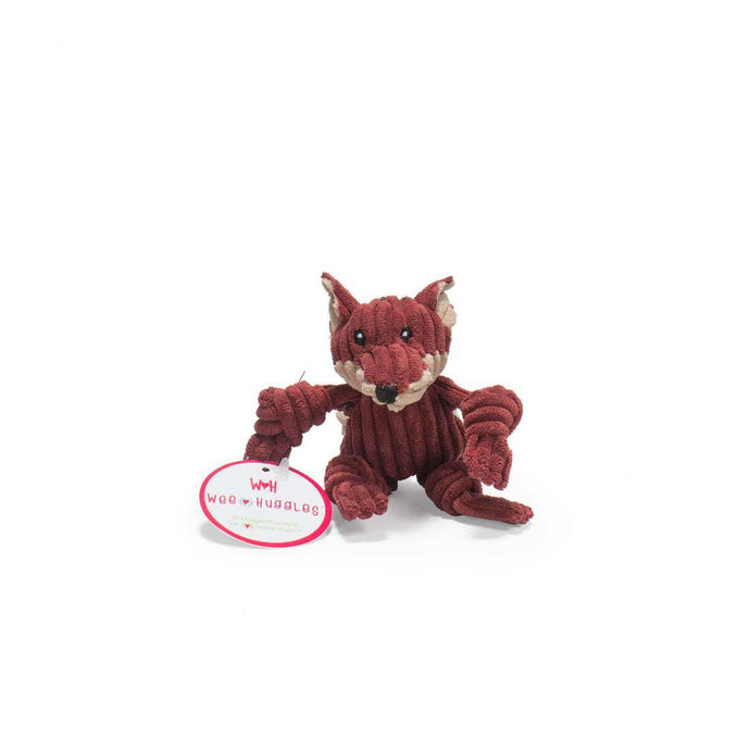 Toy - Fox Mini Knottie Plush