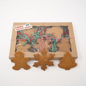 Holiday Biscuit Box