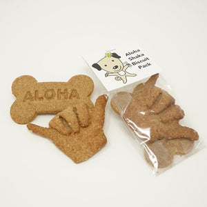 Aloha Shaka Biscuit Packs