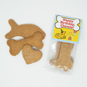 Biscuit Paw-ty Favors