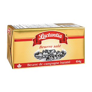 Salted Butter Lactantia - 454g