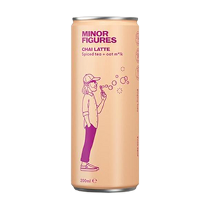 Case of Nitro Cold Brew  from Minor Figures - Chai Latte (12 x 200ml)