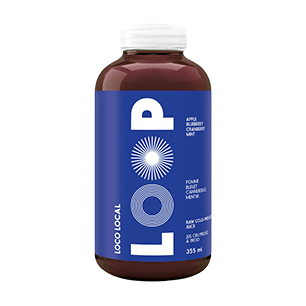 Case of LOOP Juice Loco Local - Jus LOOP Loco Local (6 x 12 oz)