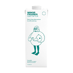 Case of Minor Figures Oat Milk - Minor Figures (6 x 1 L)