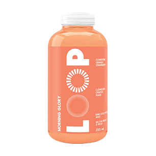 Case of LOOP Juice Morning Glory - Jus LOOP Morning Glory (6 x 12 oz)