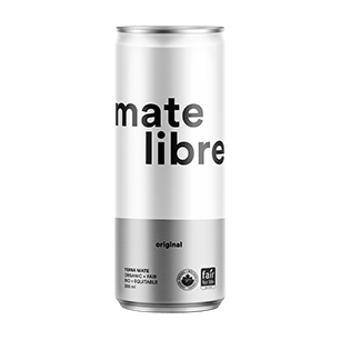Case of Mate Libre - Original (12 x 250ml)