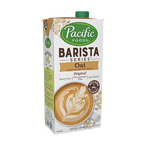 Case of Oat Milk - Pacific Barista Series (12 x 32oz.)