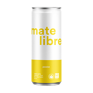 Case of Mate Libre - Passion (12 x 250ml)
