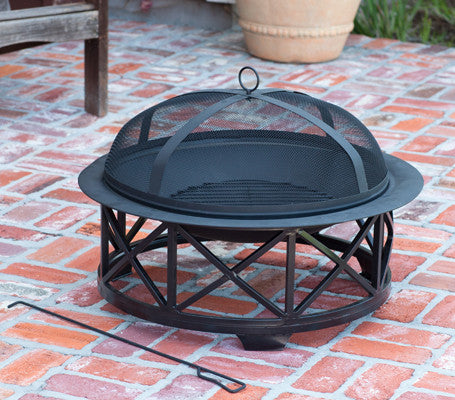 "30"" Portsmouth Fire Pit"