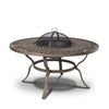 Real Flame 920 Florence Wood Burning Fire Table