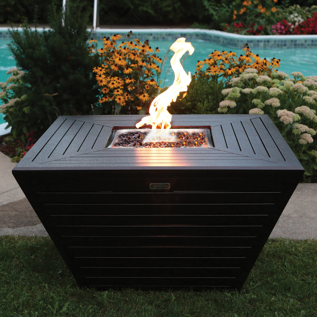 Premium Aluminum Fire Table