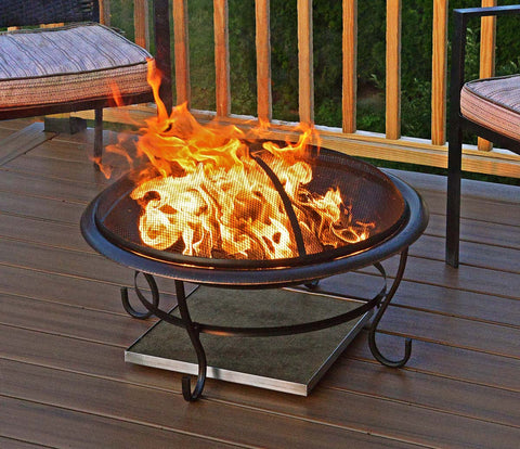 Deck Protect Fire Pit Mat        **Save 10% if combined with any fire pit!