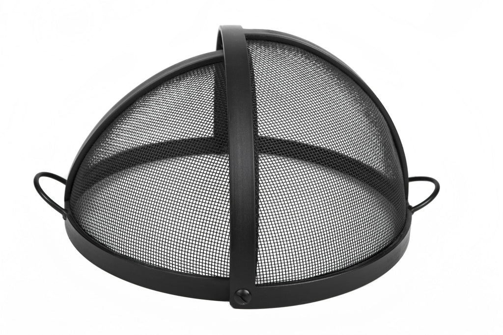 "Pivot Round Fire Pit Screen 53"" - 60"""