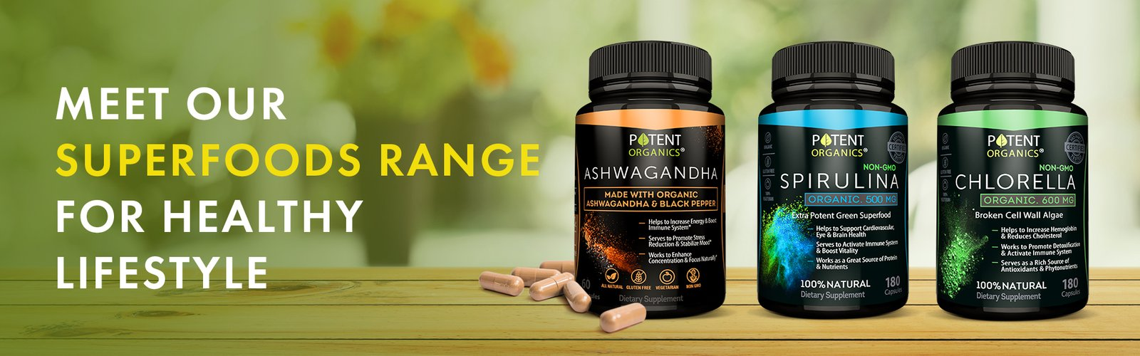 Potent Organics Green Coffee convenience