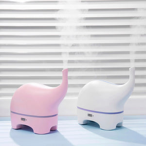 Pink Elephant Air Humidifier