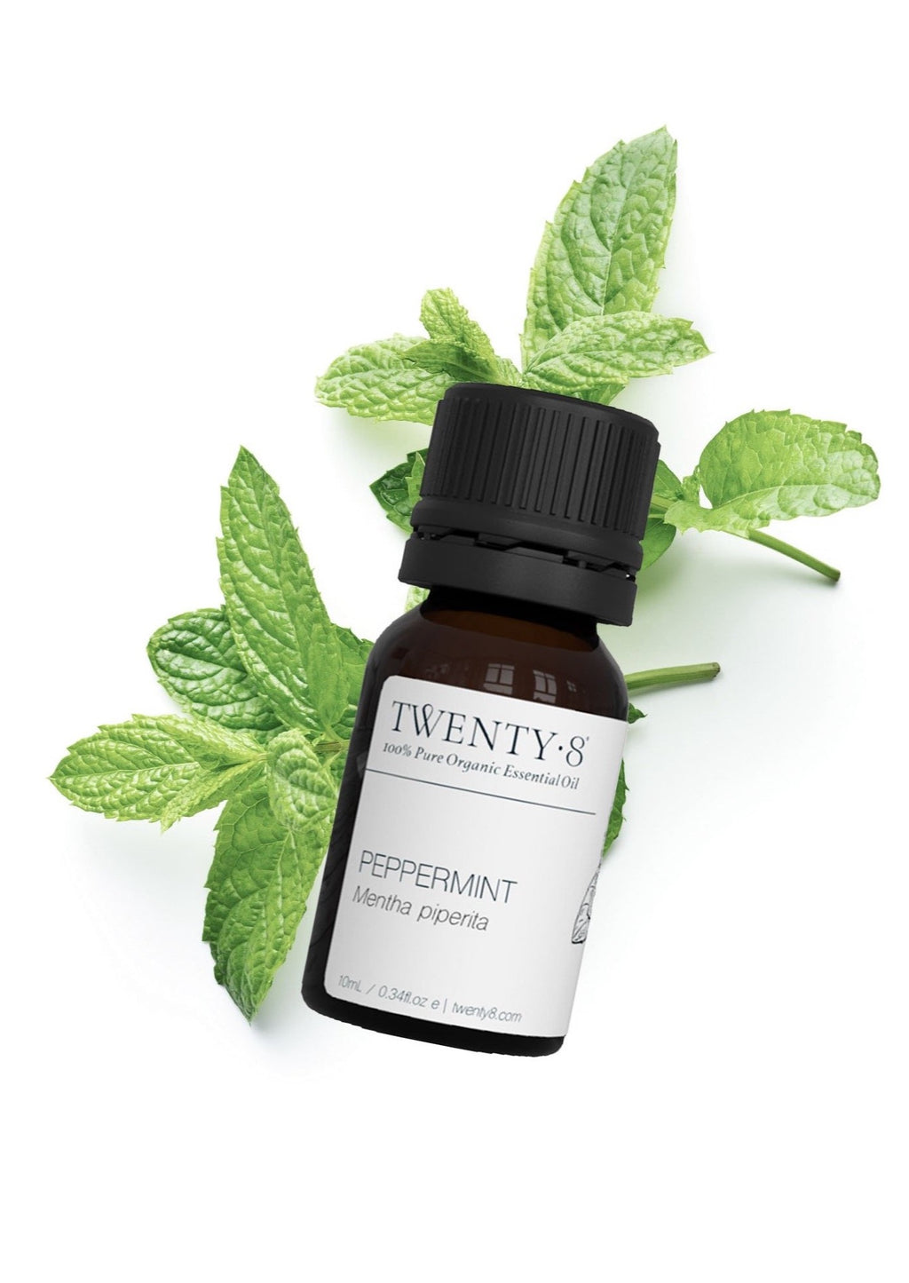 Peppermint - Pure Organic Essential Oil