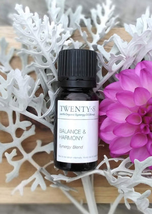 Balance & Harmony - Organic Essential Oil Synergy Blend