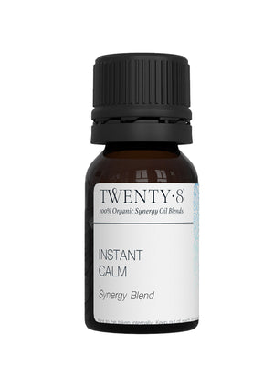 Instant Calm - Organic Essential Oil Synergy Blend