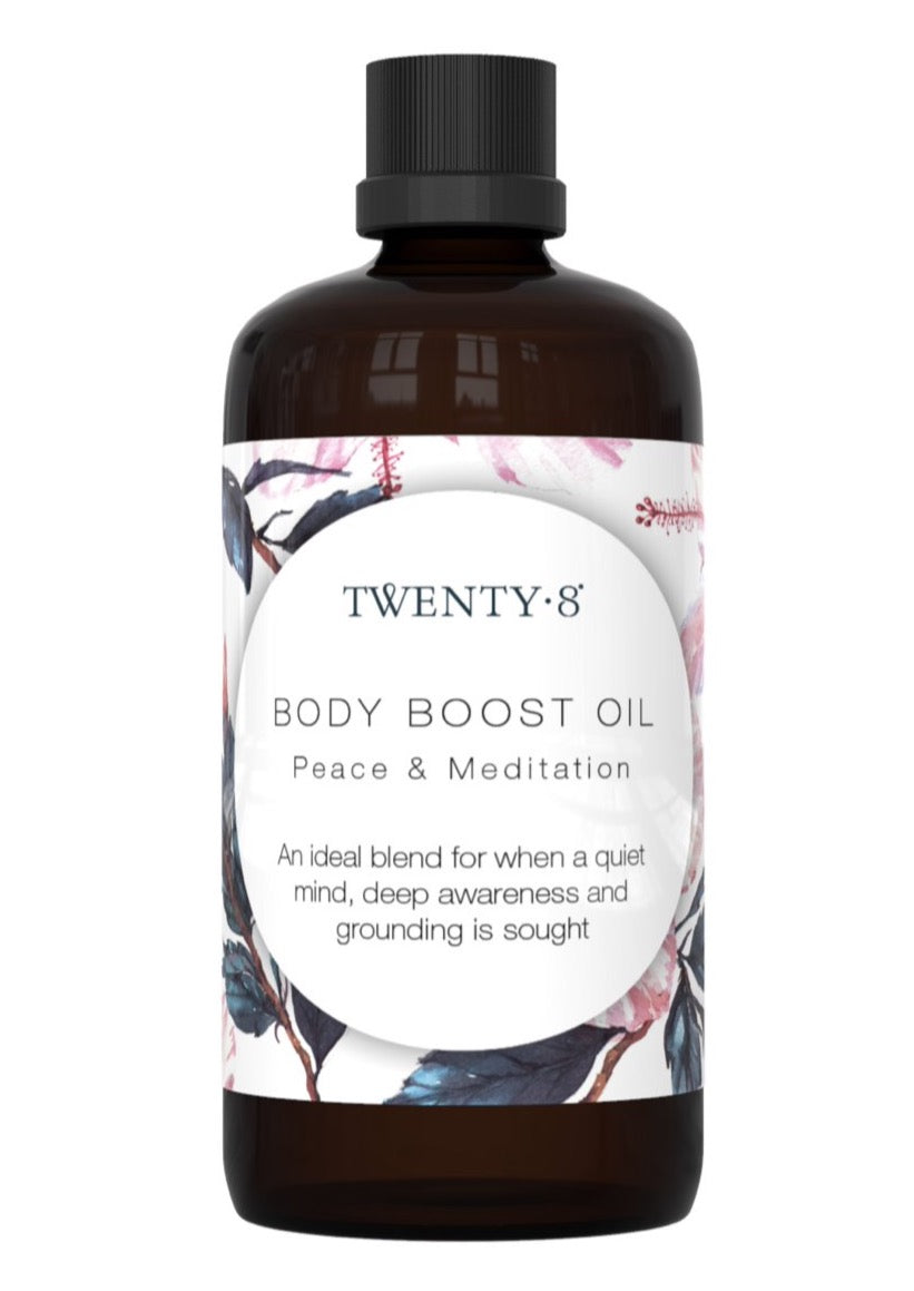 Body Boost Oil - Peace & Meditation