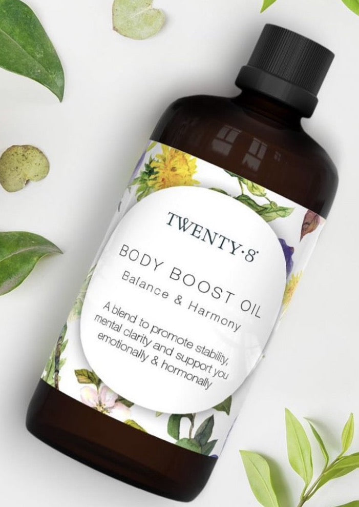 Body Boost Oil - Balance & Harmony