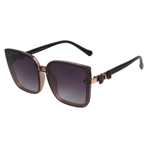 Sunglasses Bow - Brown
