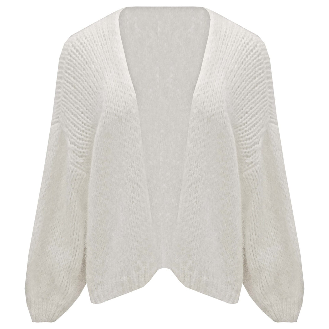 My Favo Cardigan - Offwhite