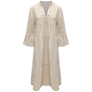 Dress Tessa - Beige