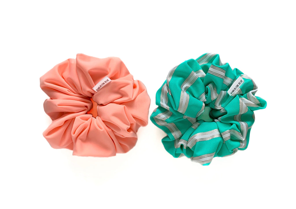 """Lobster Tail"" Scrunchie"