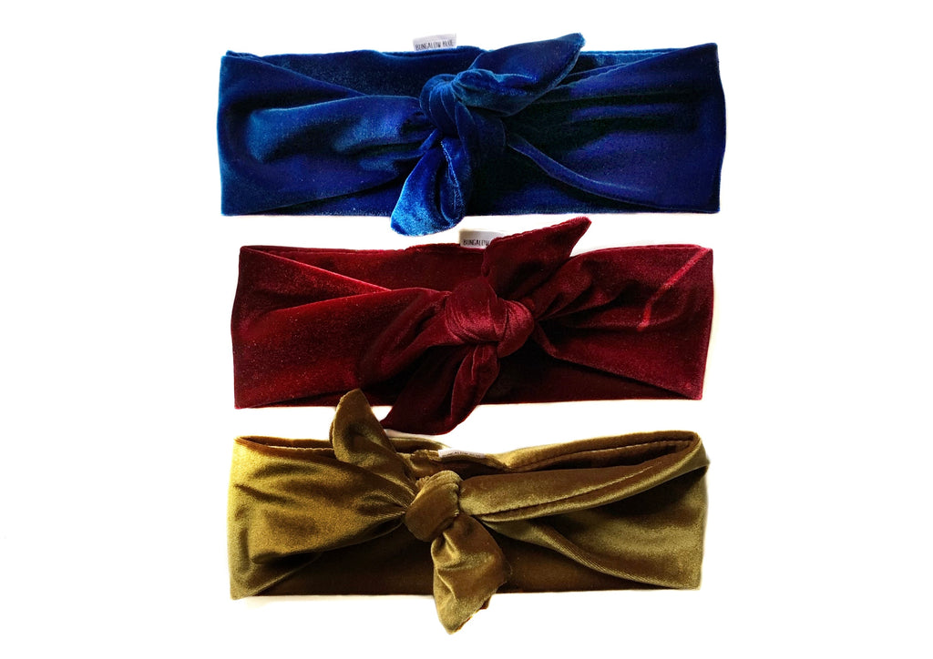 The Acoustic Collection - Knotted Headband Bundle