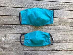 Mask Buddy Adult Teal