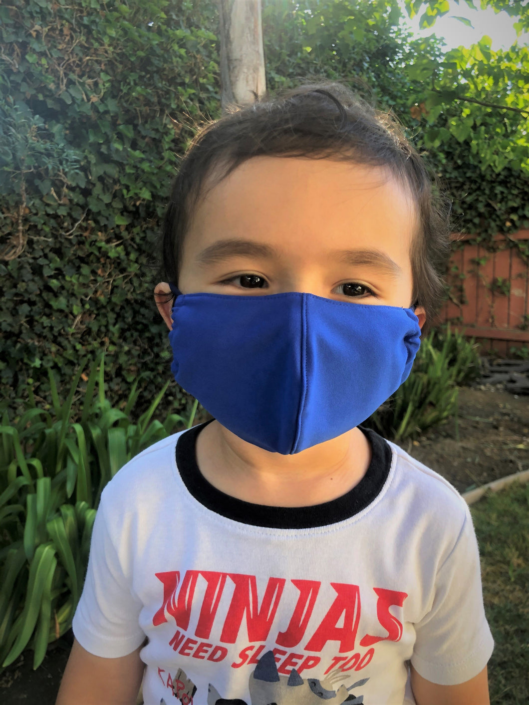 Mask Buddy Mini Kid's Mariner Blue
