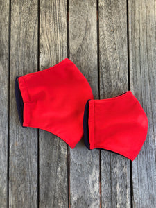 Mask Buddy Teen Red