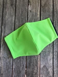 Mask Buddy Adult Lime