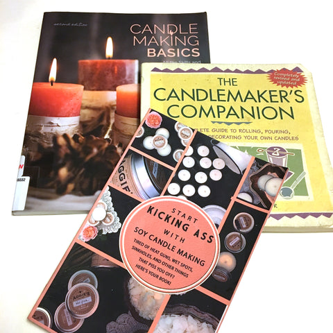 candle making books