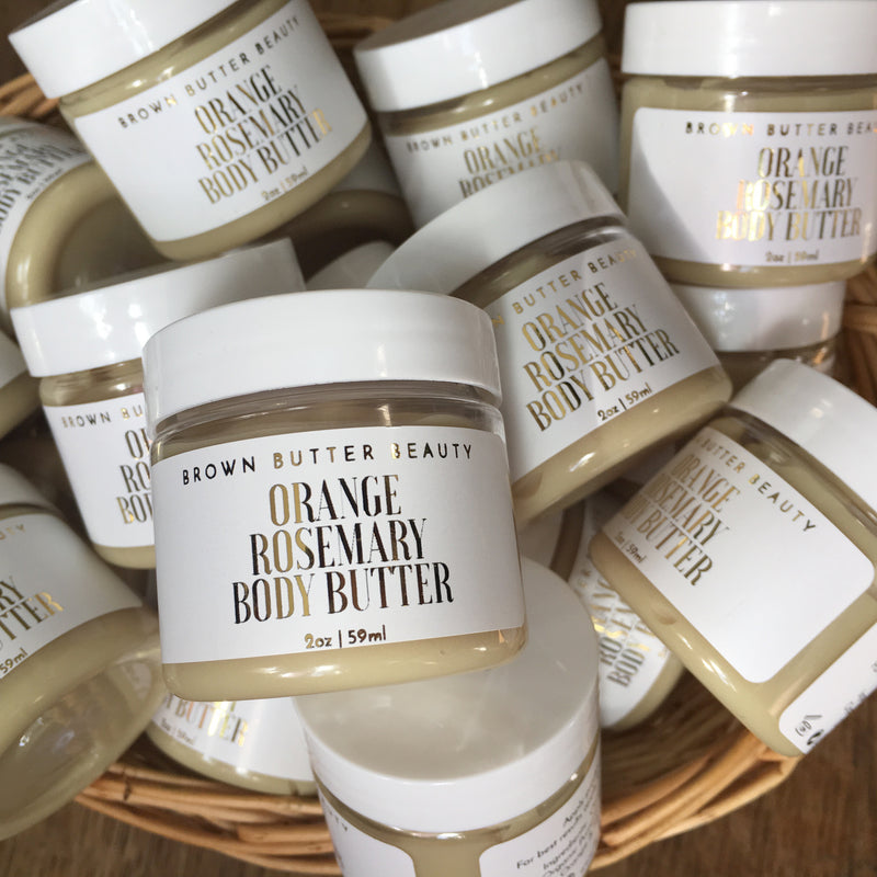 Body Butters for Fall with Pumpkin Seed Oil!