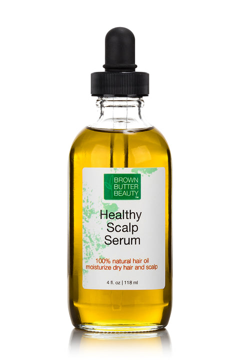 Healthy Scalp Serum | Luxury Scalp + Hair Oil