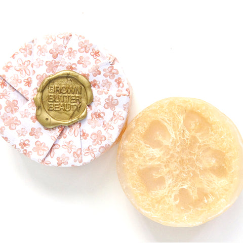 Loofah Bar Soap - Exfoliating Soap Bars for the Bath