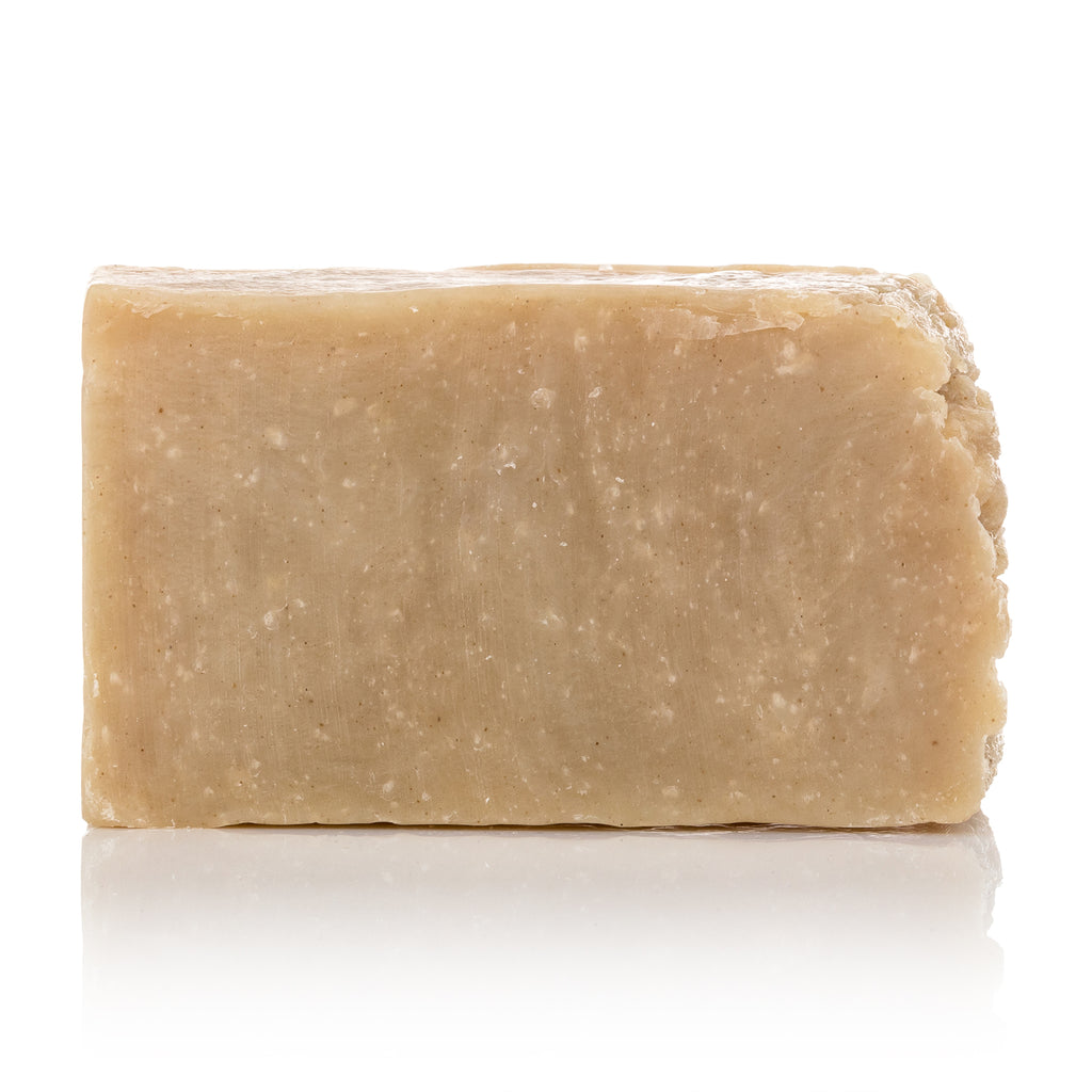 Handcrafted Solid Shampoo with organic herbal ingredients by Brown Butter Beauty