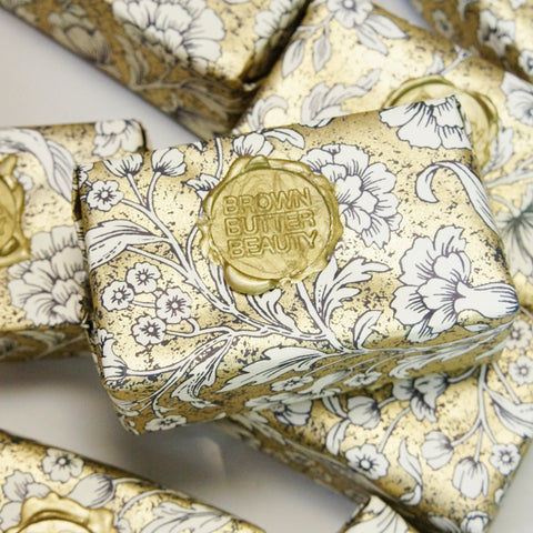 luxury bath soap frankincense and myrrh