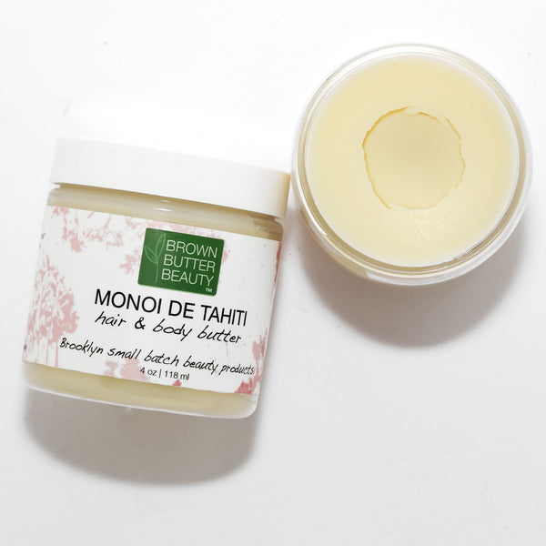 Monoi Tahiti Body Butter | Hair Butter