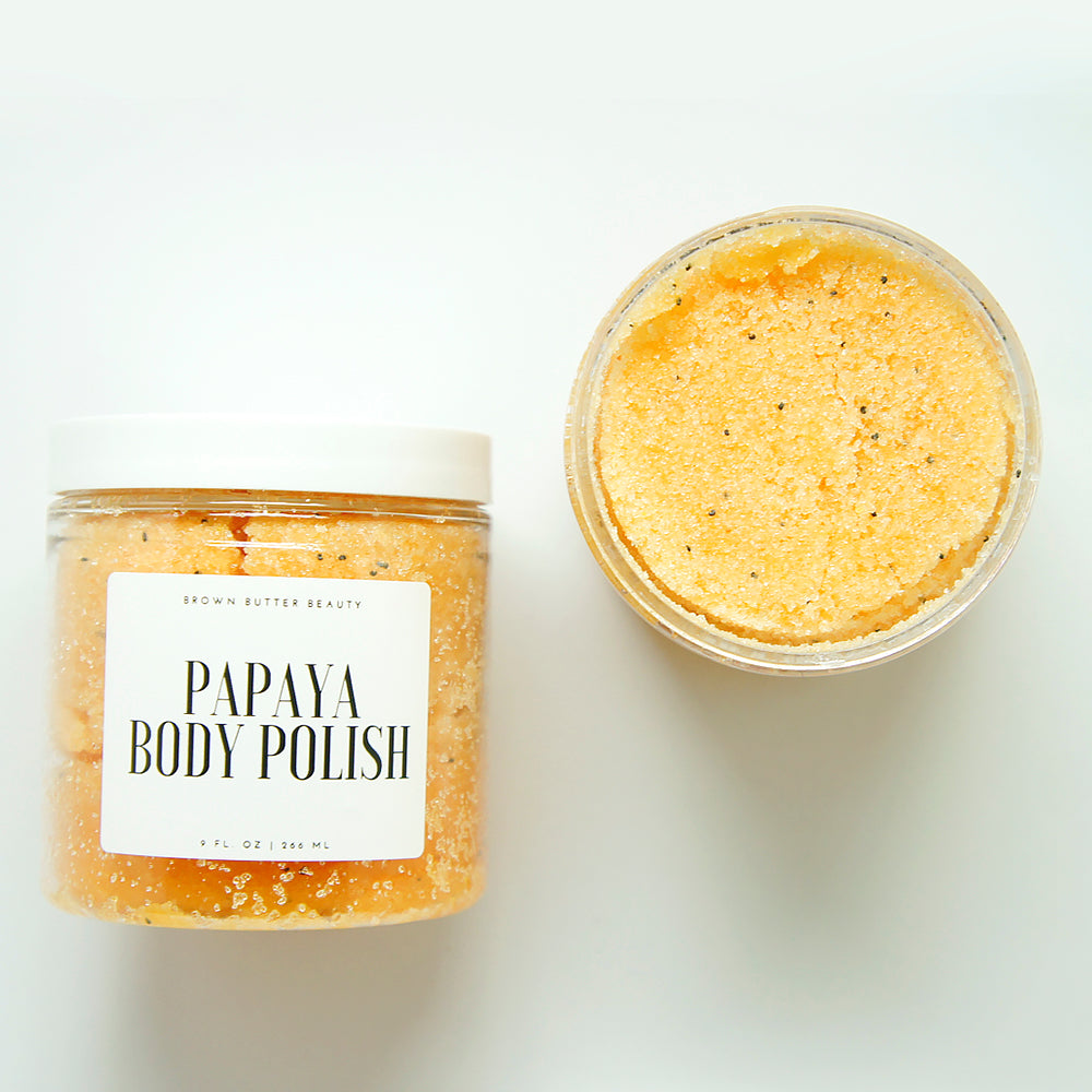 Natural Body Scrub