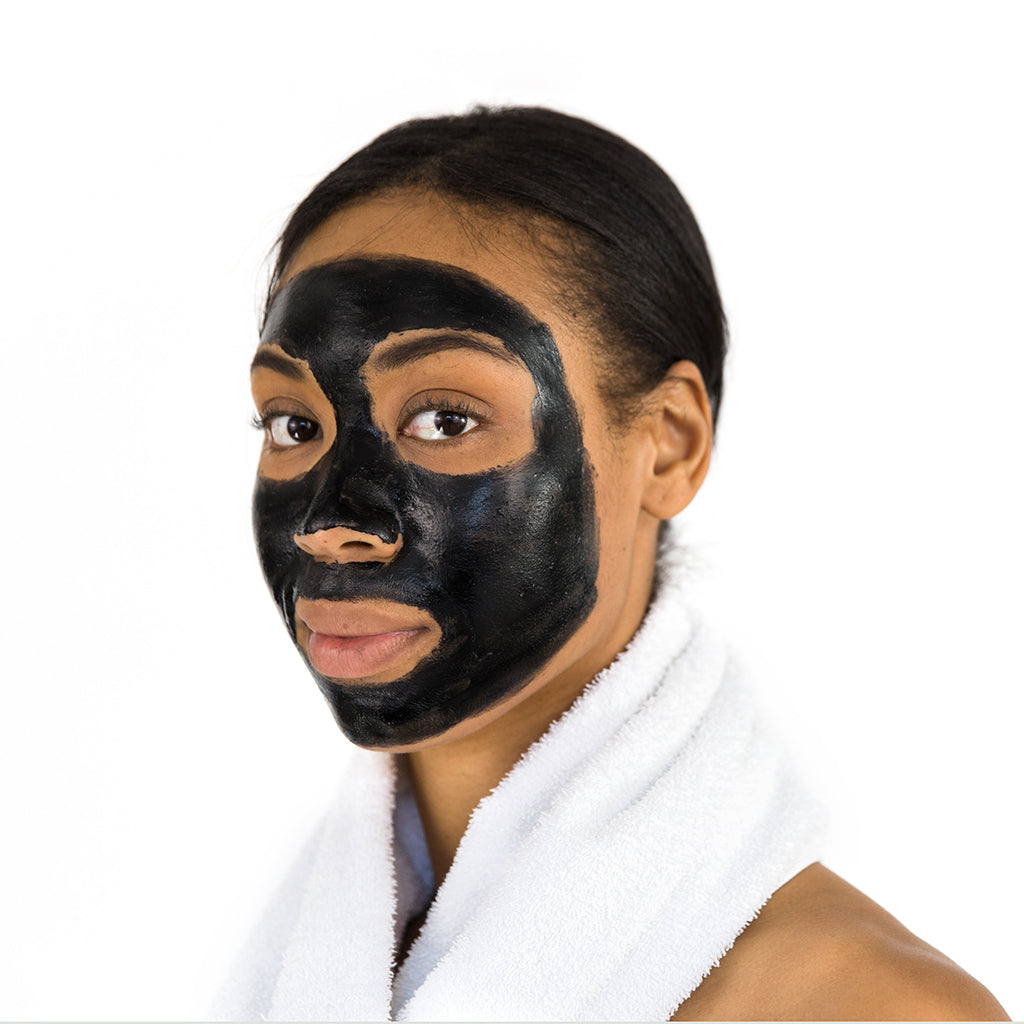 Diy Activated Charcoal Mask To Draw Out Deep Dwelling Pore: Purifying Face Mask With Coconut Activated Charcoal