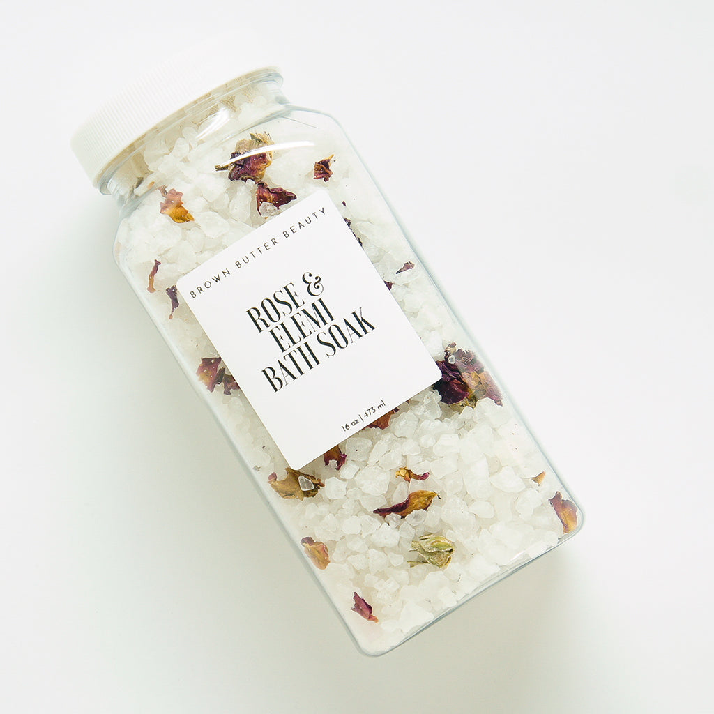 Rose Elemi Bath Soak