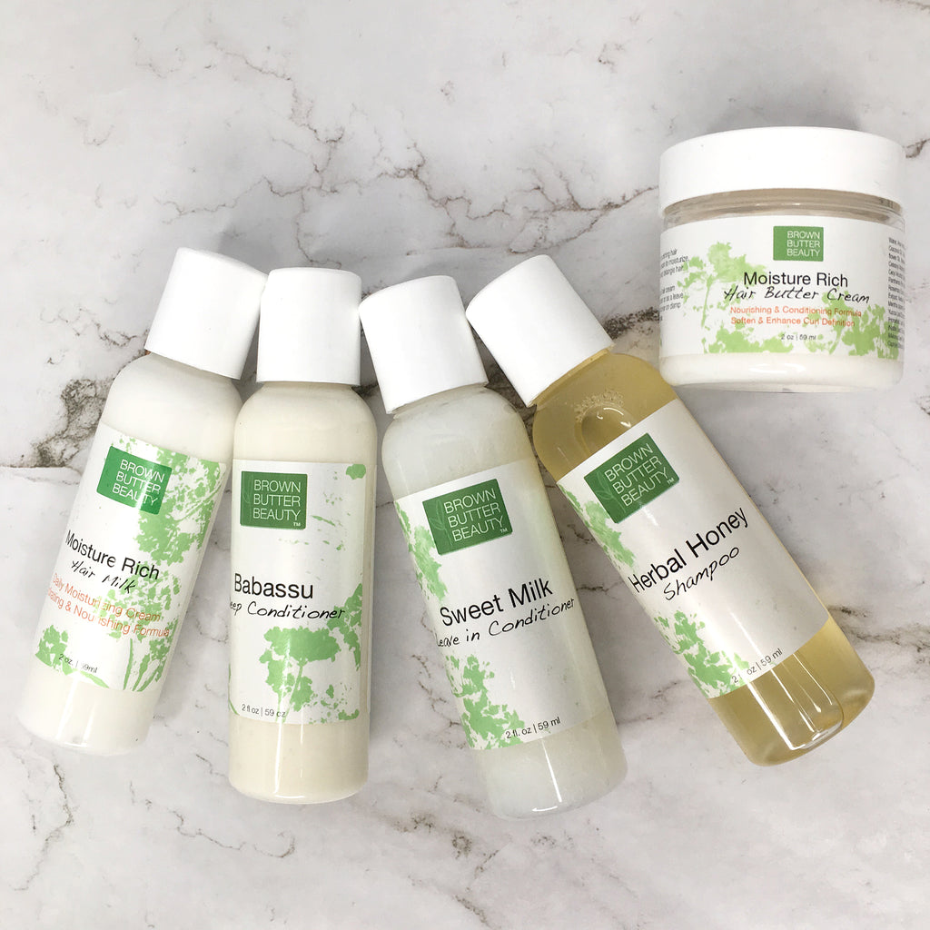 Haircare Samples | Mini Products | Travel Sizes