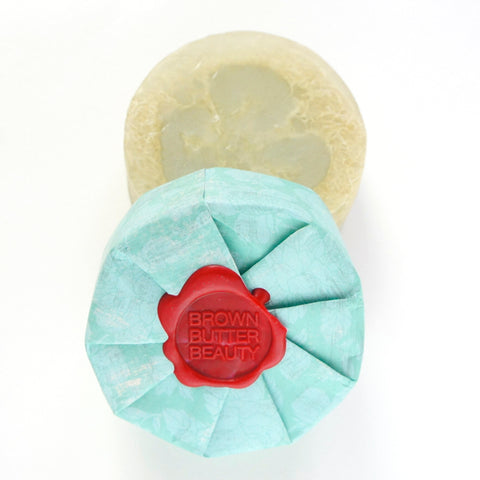 loofah Soap Bar